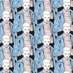 Eleven Pattern - Stranger Things