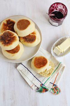 whatsaralikes: Muffins ingleses