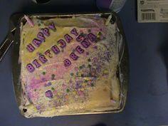 girly cake for Brena's 4th b-day