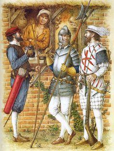 Foro de Historia Militar el Gran Capitán • Ver Tema - Pinturas y grabados del Renacimiento al Barroco