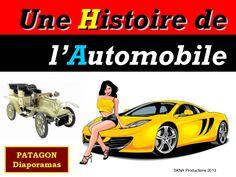 Breve historia do automóvel - fotografias by Serginho Sucesso via slideshare