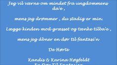 Kandis & Karina Høgfeldt - En Dør Til Fantasien