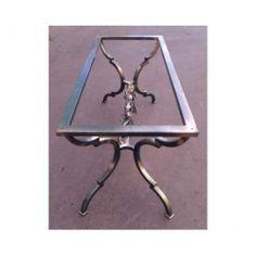 Tavolo Tavolino in FERRO BATTUTO . Realizzazioni Personalizzate . 656