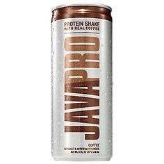 JavaPro coffee protein drink
