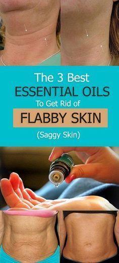 The 3 Best Essential Oils To Tighten Skin (Saggy Skin)
