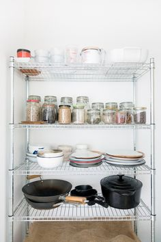 The Vegan Pantry: Essential Food Staples For A Plant-Based Kitchen