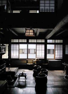 Kawai Kanjiro's House in Kyoto, Japan 河井寛次郎記念館