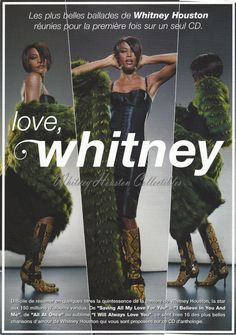 Whitney Houston, Preachers Wife, Barbra Streisand, Celine Dion, Album, Mariah Carey, Great Love, Black History, Actors & Actresses