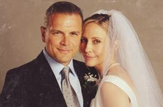 One of my favorite wedding photos. Makes me miss my husband. #ThrowbackThursday #TBT #BatesMotel
