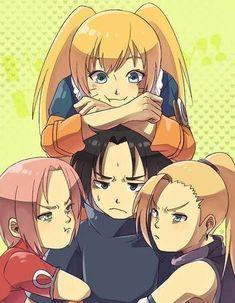 Anime Naruto, Fan Art Naruto, Naruto And Sasuke Kiss, Naruto And Sasuke Wallpaper, Naruto Comic, Naruto Funny, Naruto Girls, Anime Oc, Naruto Uzumaki Shippuden