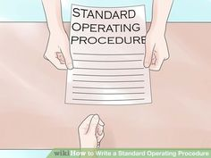Image titled Write a Standard Operating Procedure Step 13