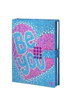 Be You Glitter Passcode Glitter Journal | Girls Journals & Writing Beauty, Room & Toys | Shop Justice