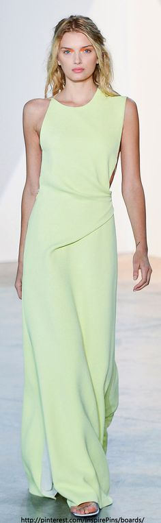 Spring 2014 Ready-to-Wear Vionnet