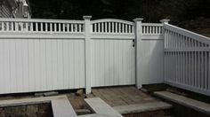 Custom Gate in Marblehead MA #fence #gate #Marblehead