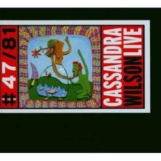 cassandra wilson art images   Der Artikel Cassandra Wilson (geb. 1955): Live wurde in den Warenkorb ...