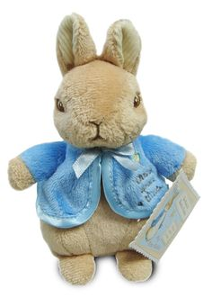 #Peter & #Jemima Bean #Rattles available online at http://www.babycity.co.uk/