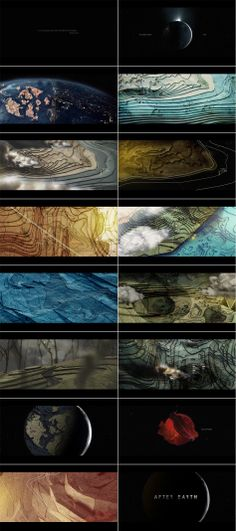 by Filipe Carvalho  After Earth Feature Film Prologue   Studio: Digital Kitchen Creative Director: Camm Rowland Executive Producer: Katie Isaacson Client: Overbrook/Will Smith