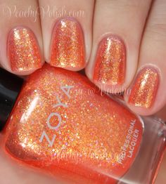 zoya summer 2014 swatches | Zoya: Summer 2014 Tickled & Bubbly Collection Swatches & Review ...