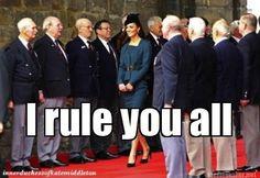 My Life (The Inner Duchess of Kate Middleton)