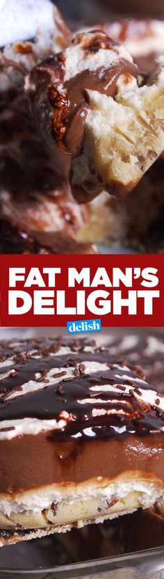 You need to know about Fat Man's Delight. Get the recipe from Delish.com.