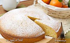 Torta di mandarini, ricetta soffice senza burro e latte