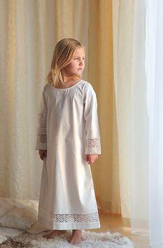b7c5286425 20 % sale - organic cotton sateen nightgown