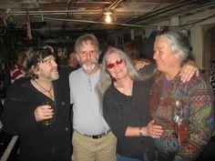 John Perry Barlow, Bob, Donna G, MG