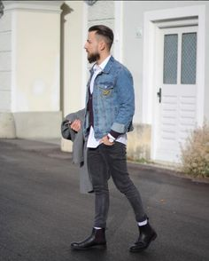 Street Style | Bullboxer shoes from @mr_gentleguy