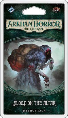 Arkham Horror LCG - Blood on the Altar Mythos Pack!