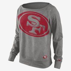Nike Wildcard Epic (NFL 49ers) Women's Sweatshirt