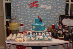 Time Flies When You're Having Fun,Turning One! (airplane theme) | Project Nursery