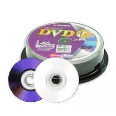Ridata 4X Mini White Inkjet DVD-R 10-Pak by Ridata. $5.99. RIDATA Mini DVD-R's compact size and universal read-compatibility make these discs an ideal medium for a broad range of mobile storage applications, including storage of multimedia content -- digital audio, video and still images, graphics, business presentations, internet downloads and data sharing. RIDATA Mini DVD-R uses a high quality organic dye that ensures reliable recording and playback, and it is ce...