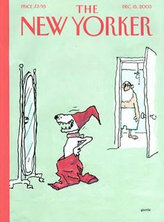 "Dec. 15, 2003, ""Laugh on Santa,"" by George Booth"