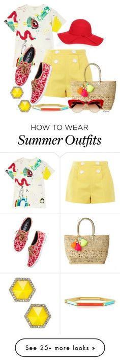 "Collection Of Summer Styles    ""Fun in the Sun (Outfit Only)"" by hastypudding on Polyvore featuring Marc Jacobs, Boutique Moschino, Keds, Lilly Pulitzer, ABS by Allen Schwartz, Tory Burch, Roseate, Dolce&Gabbana, casual and fashionset    - #Outfits  https://fashioninspire.net/fashion/outfits/summer-outfits-fun-in-the-sun-outfit-only-by-hastypudding-on-polyvore-featuring-marc-jacobs/"