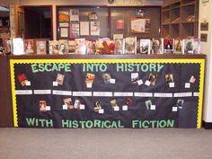 Teen school library bulletin boards | Bulletin Boards