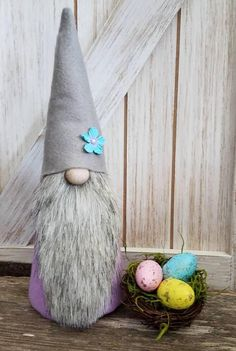 Hey, I found this really awesome Etsy listing at https://www.etsy.com/listing/579166062/scandinavian-spring-garden-gnome-nisse