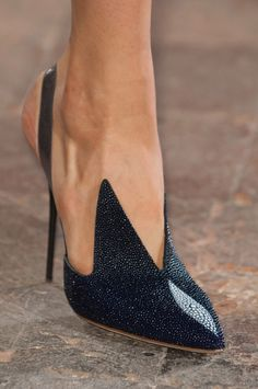 Marco de Vincenzo Spring 2014 @cheryl ng ng ng ng ng ng ng ng ng Thomas Amoi ...you should rock these!