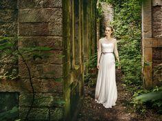 Florentin-Godetia by Calesco Couture Dresden, Brautmode, Designerin, Ballkleid, Brautkleid, Abendkleid, Design, Mode, Modedesign