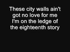 Nickelback-Savin Me With Lyrics, this is the song ash sang to tory!!! I love it!