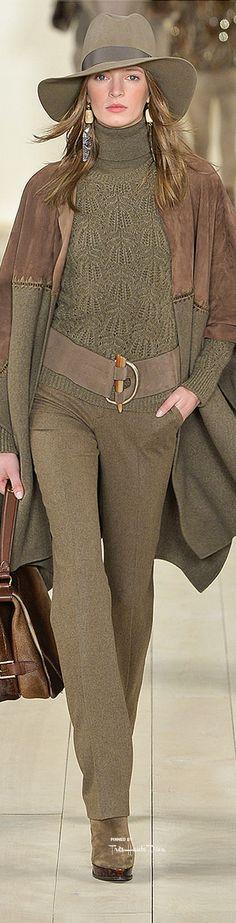 Ralph Lauren Fall 2015 #PLACEdelaLOC > Location robes, sacs à main, accessoires ... entre particuliers exclusivement ! www.placedelaloc.com/location/maison-vetements-soin/sac-et-accessoires