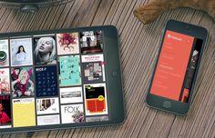 Issuu: Aplicação de revistas grátis