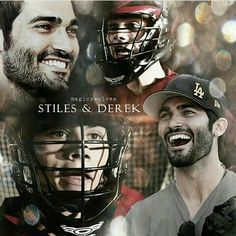 #sterek #beautiful #love #smile #photo #edit #manip #lacrosse #play #game