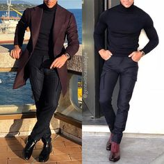 "Gefällt 2,124 Mal, 22 Kommentare - GentWith Casual Style (@gentwithcasualstyle) auf Instagram: ""Left or Right? Which outfit is your favourite! #gentwithcasualstyle"""