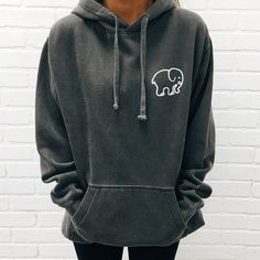 LIMITED EDITION ITEM One of our favorite prints! The Oversized Pepper Moonlight Hoodie is perfect to throw on over your favorite long sleeve! Screen-printed in