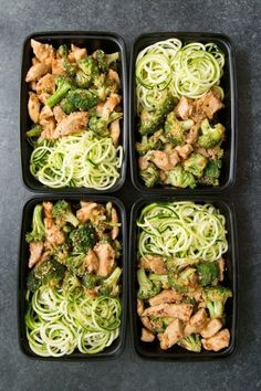 Keto Sesame Chicken & Broccoli Stir Fry Meal Prep - Super easy and tasty chicken. - Keto Sesame Chicken & Broccoli Stir Fry Meal Prep – Super easy and tasty chicken breast recipe th - Lunch Box Recipes, Diet Recipes, Healthy Recipes, Lunch Box Meals, Healthy Tasty Food, Recipes Dinner, Super Food Recipes, Meal Prep Dinner Ideas, Meal Prep Recipes