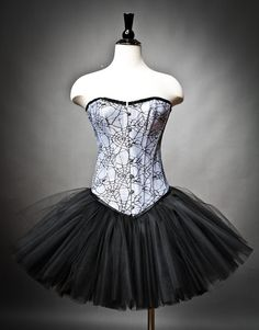 Spider corset