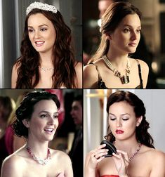 3 Wedding Hairstyles Blair Waldorf Should've Worn