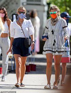 Preppy Girl, New Chic, Gwyneth Paltrow, Red Carpet Fashion, Seersucker, Mansion, Seaside, Hipster, Celebrity