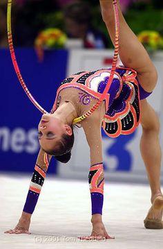 Irina Tchachina! Happy Birthday!