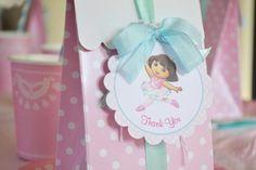 Dora Ballerina Goody bag